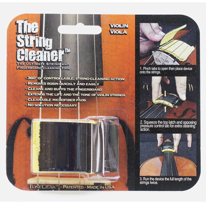 The String Cleanerパッケージ